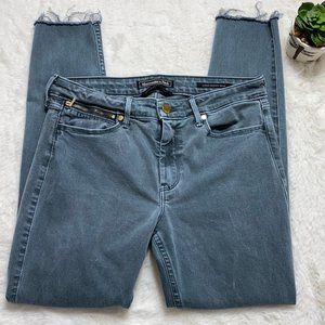Abercrombie & Fitch Super Skinny Ankle Jeans 28